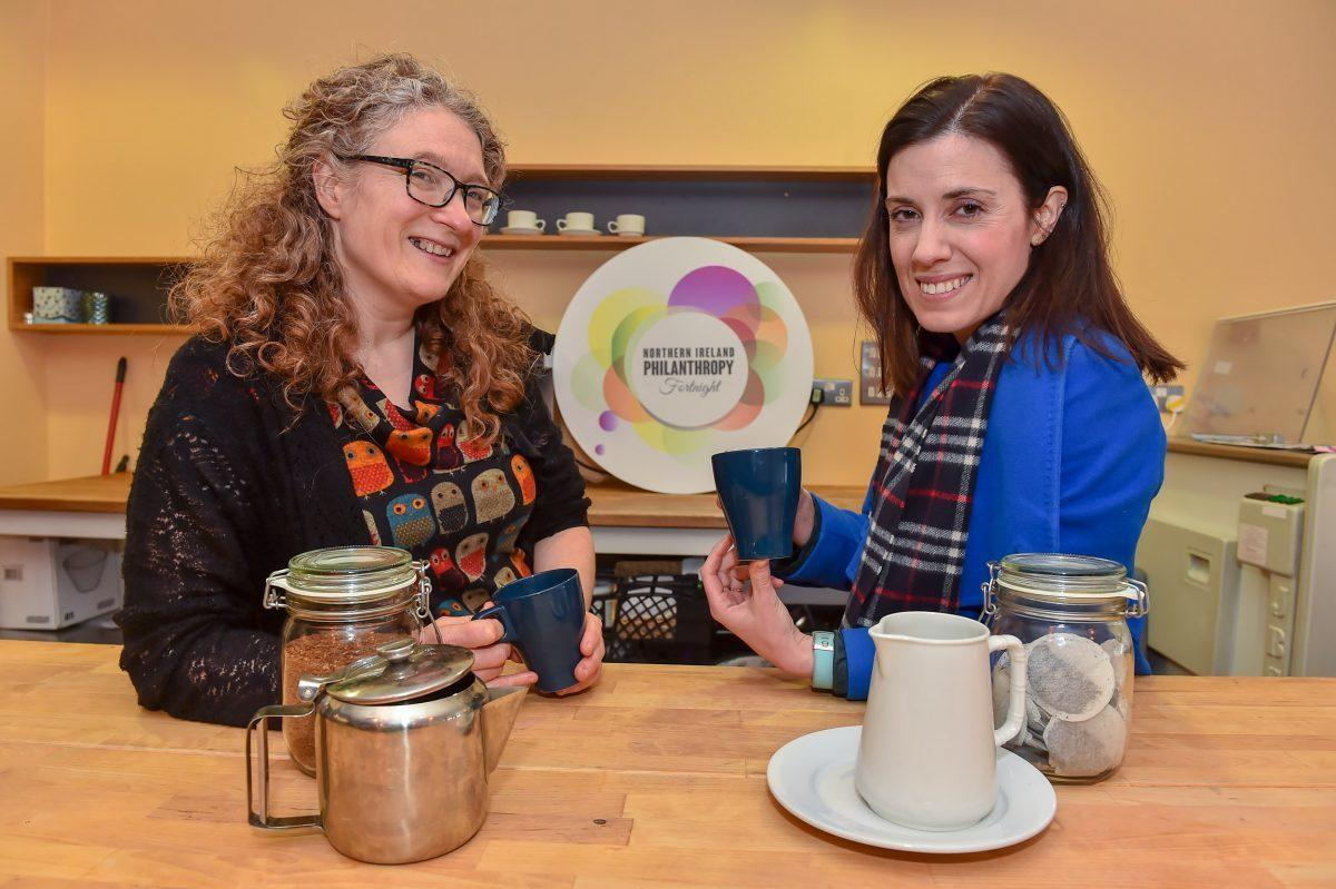 Northern Ireland voluntary sector benefits from celebration of generosity during Philanthropy Fortnight 2019