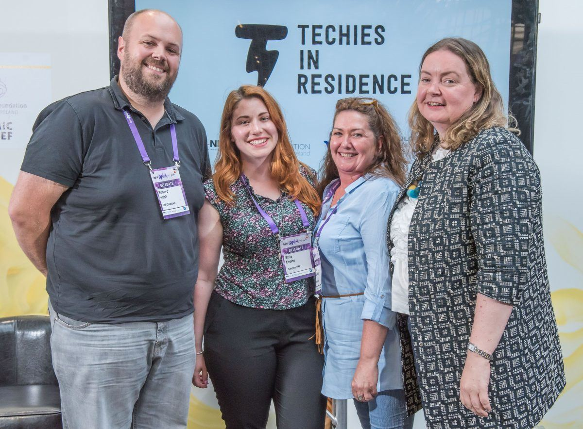 Techies in Residence – Call for techies!