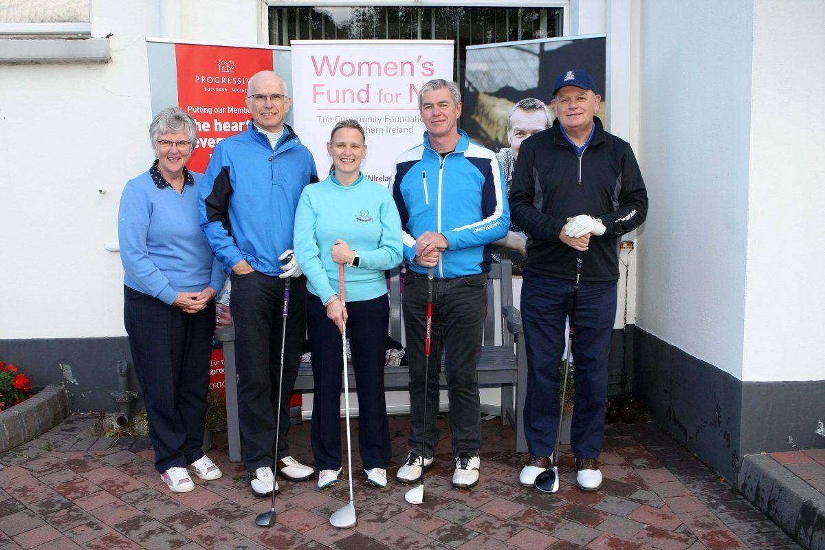 Women's Fund for NI Golf Day 2018 Roundup