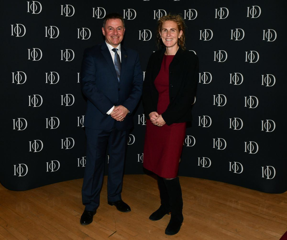 Perfect match as IoD NI and Community Foundation work together to support mental health in NI