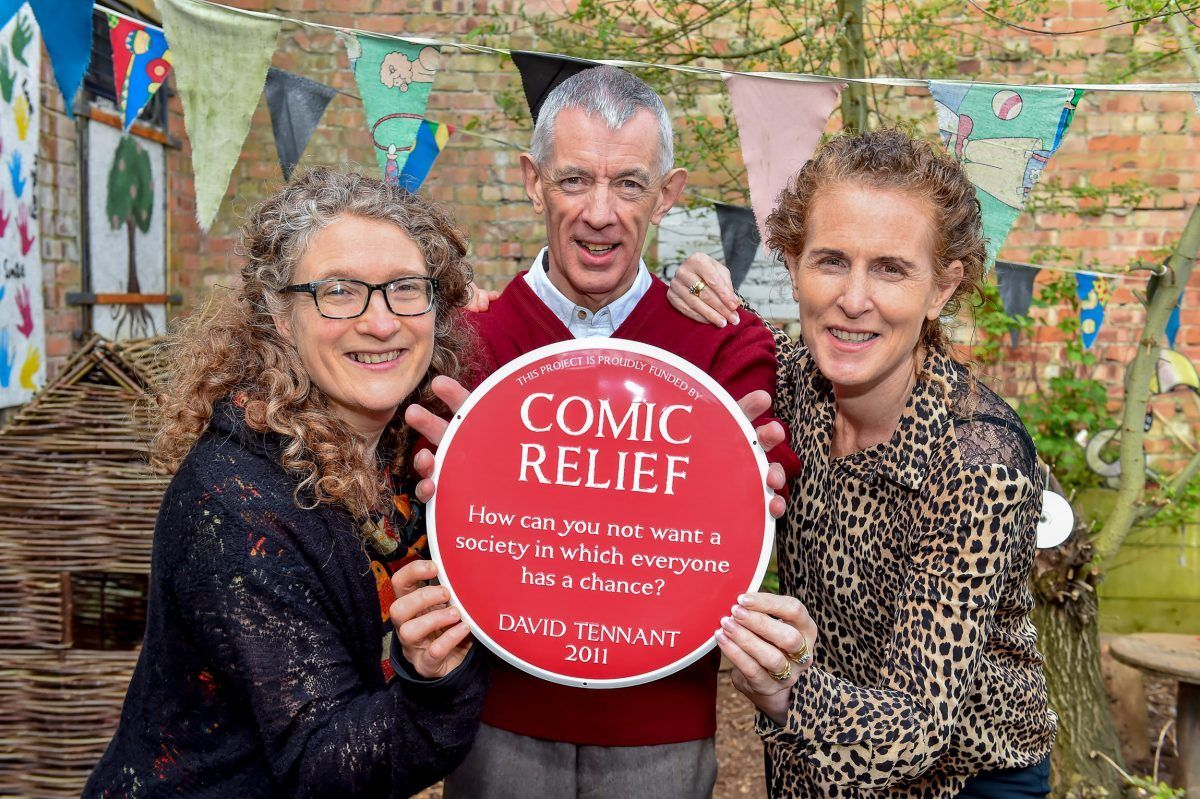 £840,000 Comic Relief Fund Now Opened!
