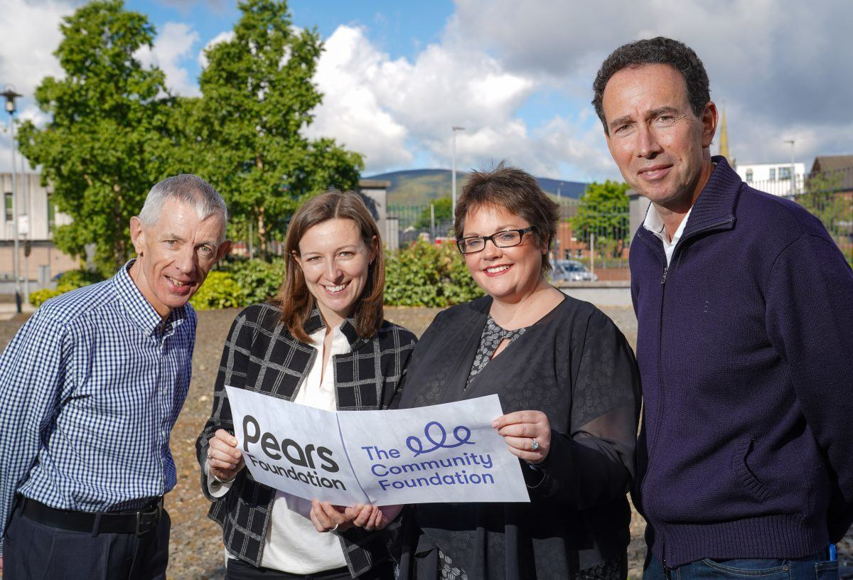 Launch of Pears Community Spaces Fund