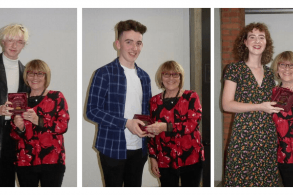 Fund in memory of Thomas Devlin helps young people reach their potential