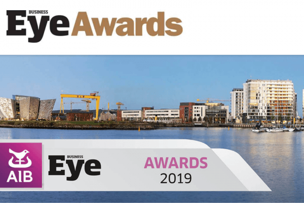 Musgrave and Power NI Scoop up the CSR Award at The Business Eye Awards 2019