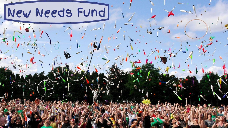 New Needs Fund Now Open