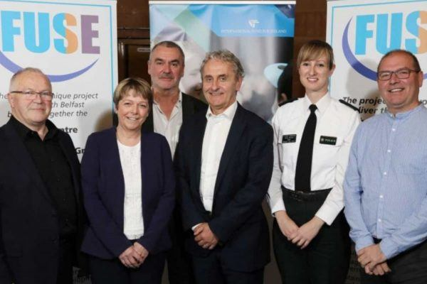 FUSE project supporting community cohesion in North Belfast