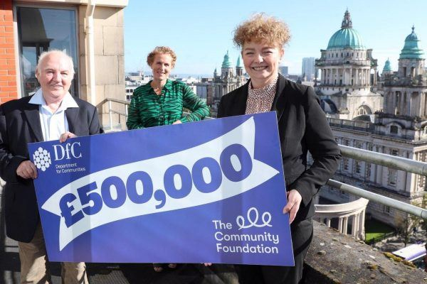Voluntary and Community sector receives £500,000 boost