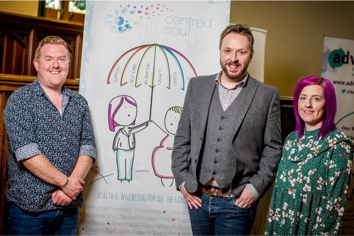 Techies in Residence group brings Perinatal Mental Health to the forefront