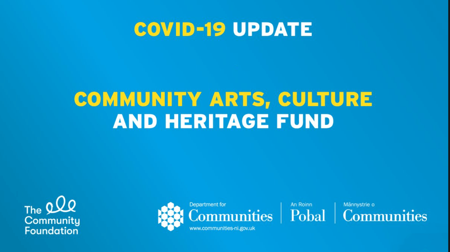 £2 Million Community Arts, Culture and Heritage Fund