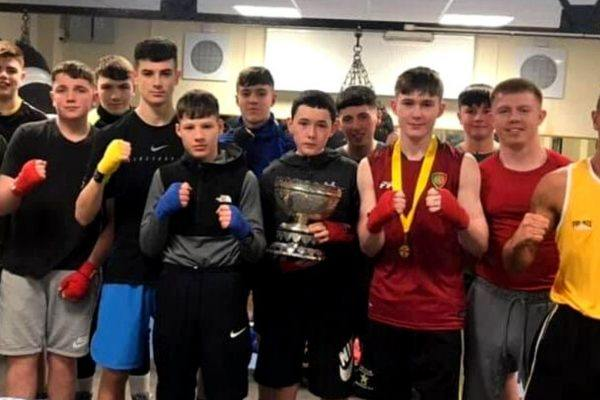 Star Boxing Club gains Christmas bonus from Business Eye and Community Foundation partnership