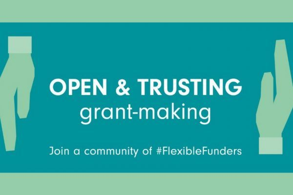 The Foundation commits to being more open and trusting