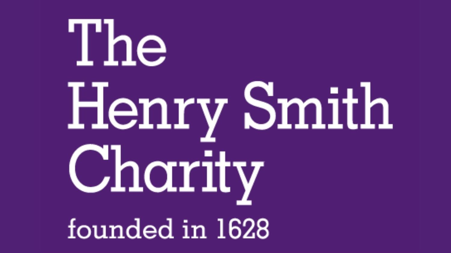 Meet the Funder – Henry Smith Charity